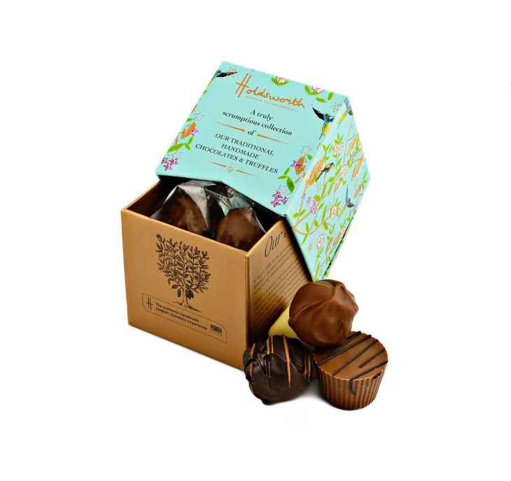 Truly Scrumptious Handmade Chocolates Holdsworth
