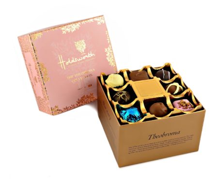 Holdsworth Chocolates Made in the UK