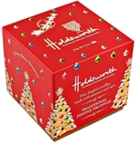 Assorted Festive Truffle Cube 100g - cropped