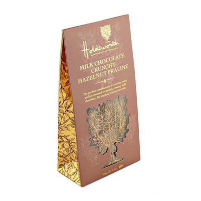 Holdsworth Chocolates Crunchy Hazelnut Truffles