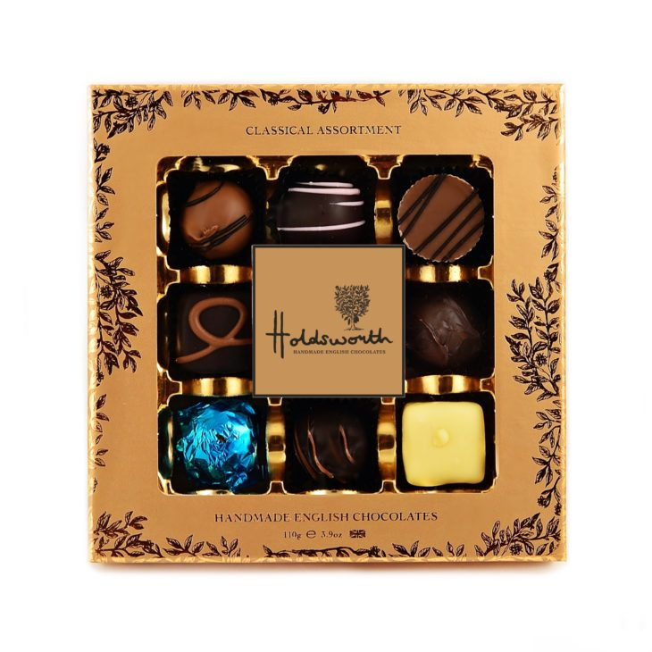 Holdsworth Chocolates Classic Assortment