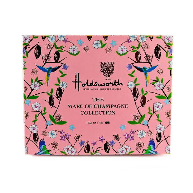 Holdsworth Chocolates Marc de Champagne Collection