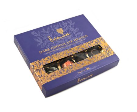 Dark Chocolate Heaven Box 160g