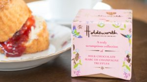 Our Story Holdsworth Chocolate box