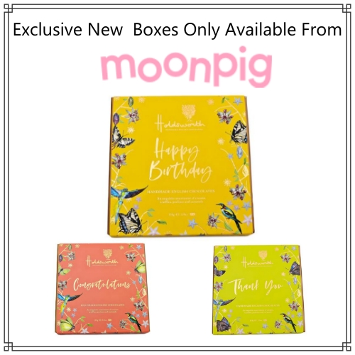 Exclusive chocolate gift boxes