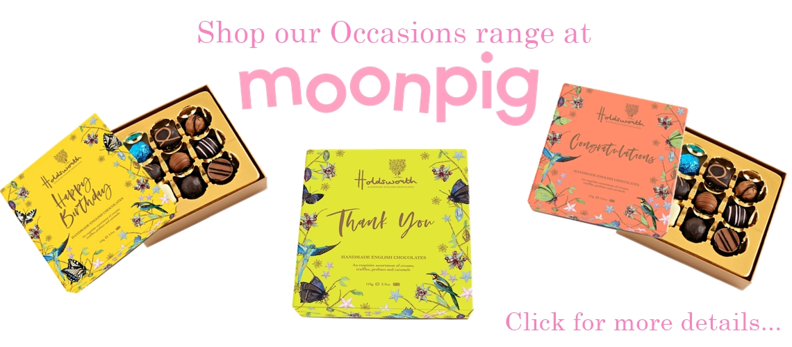 Occasion gift boxes at Moonpig