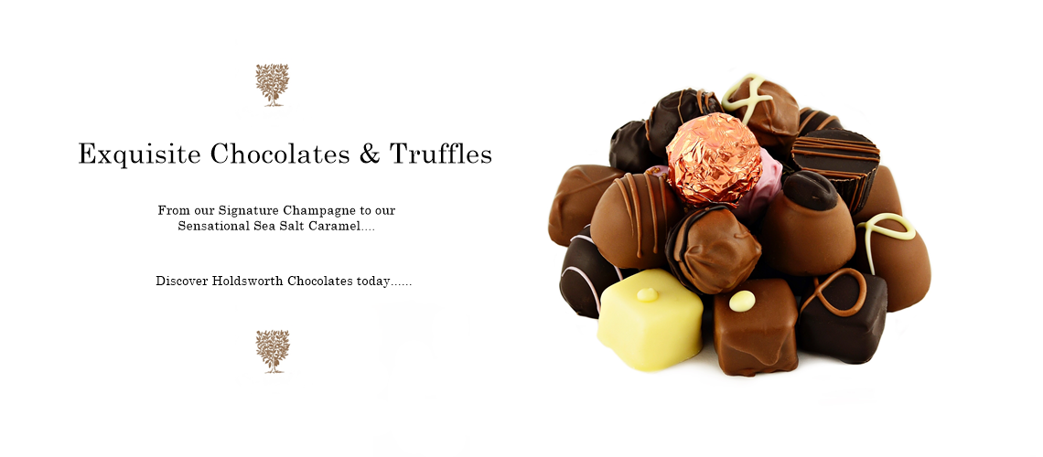Discover Holdsworth Chocolates